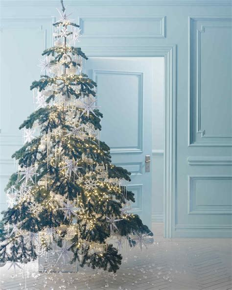 enchanted forest christmas tree ideas by quot martha stewart living quot editors martha stewart