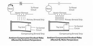 Temperature Overload Relay