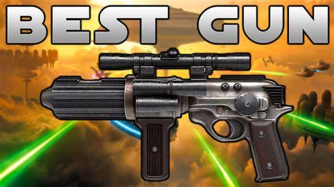 Best Weapon In Star Wars Battlefront