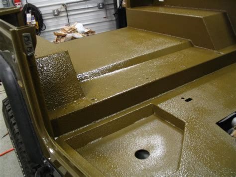 Tintable Bed Liner by Spray On 168 Bed Liner 168 Ih8mud Forum