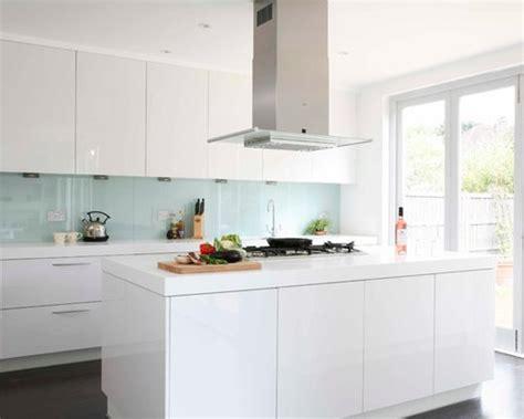 glass sheet backsplash home design ideas pictures