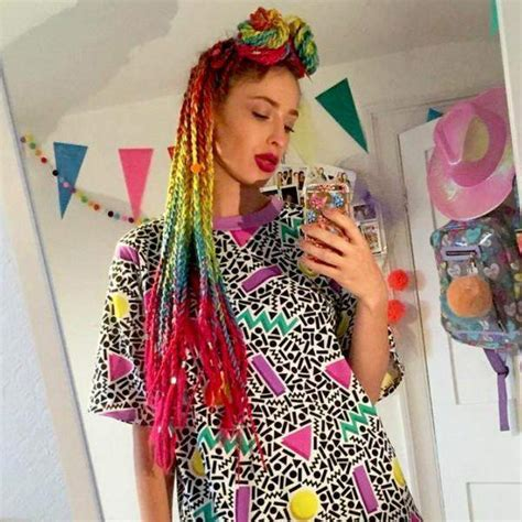 braid style for hair catface hair rainbow ombre jumbo braiding hair catface hair 3912