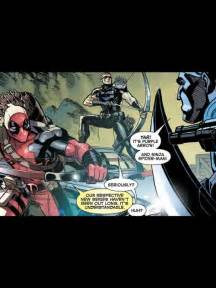 Deadpool and Spider-Man Comic Books