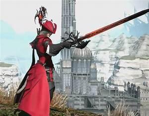 Final Fantasy XIV Gets More Details On Stormblood Red