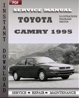 car service manuals pdf 1999 toyota camry electronic throttle control toyota camry 1995 engine workshop repair manual repair service manual pdf