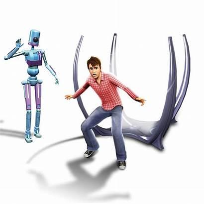 Sims Future Into Futuro Renders Caratula Render