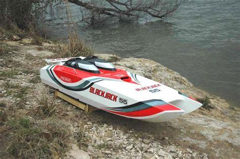 Blackjack Rc Boat For Sale by Pro Boat Blackjack 55 Quot Catamaran W Zenoh 26cc R C Tech