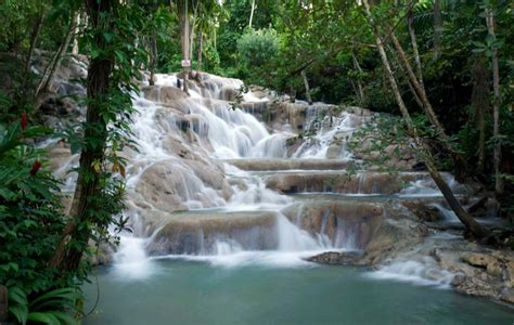Dunn's River Falls Express Experience  Jamaican Excursions
