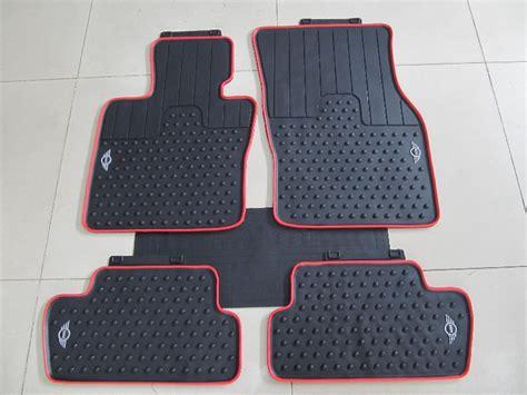 rubber floor mats armor all piece all season rubber floor