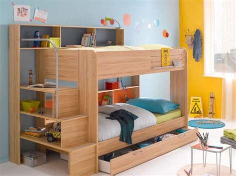 lit superposé avec bureau intégré conforama chambre d 39 enfant comment bien aménager une chambre pour