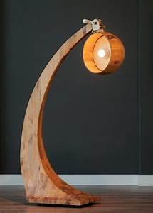 Wohnzimmer Lampe Holz : lampen wohnzimmer ~ Lateststills.com Haus und Dekorationen
