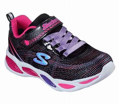 Sparkle Lights Beams Skechers Shimmer Glitz Shoes