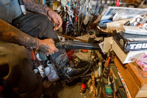 Interview With Iron Horsemen Biker  Business Insider