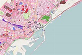 Alicante Airport - City Map - ALC Airport - City Map