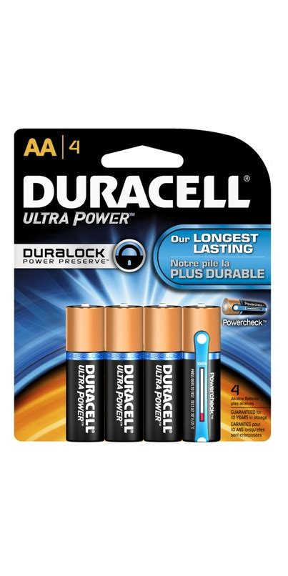 Buy Duracell Ultra Advanced Aa Batteries At Wellca Free