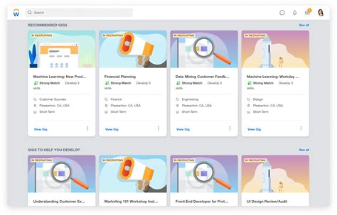 Workday announces 'internal marketplace' for employees ...
