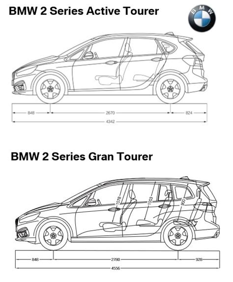 Bmw 2 Series Gran Tourer Makes Global Debut Autoworldcommy