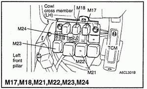 donde se encuentra el rele de la bomba de combustible del With power relay que es