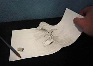 Spectacular 3D Pencil Drawings That Are Mindblowing (32 ...