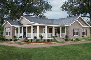Stunning Ranch Home With Wrap Around Porch Photos by Sequoia Floor Plan Pratt Homes