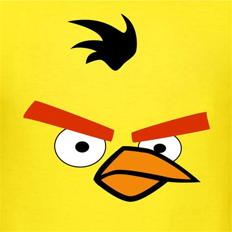 yellow angry bird face google search angry bird