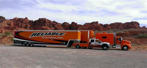 reliable carriers  vehicle transport services