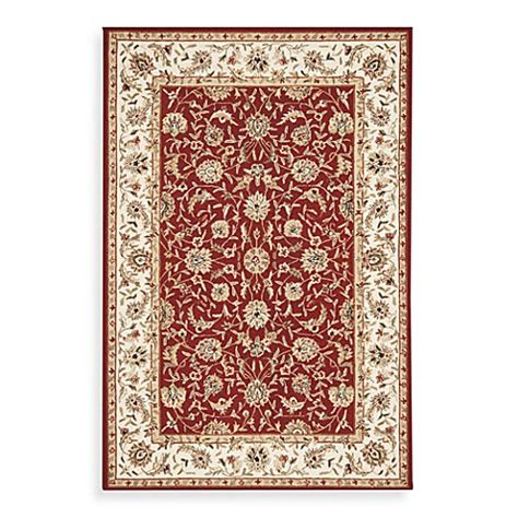 Safavieh Chelsea Collection by Safavieh Chelsea Collection Wool Rugs In Burgundy Bed