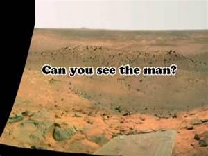 MAN ON MARS - NASA FOOTAGE!!! - YouTube