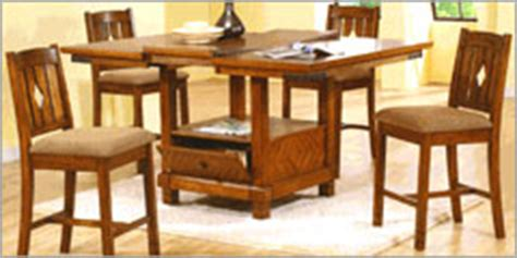 Dining Table Countertop Height Dining Table Sets