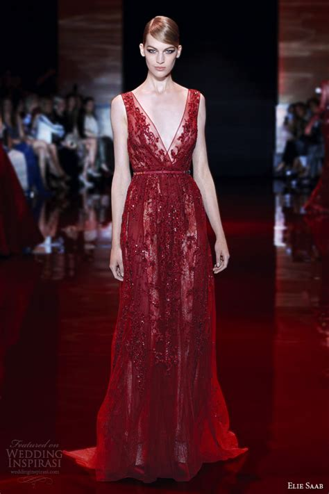 Elie Saab Fallwinter 20132014 Couture Collection