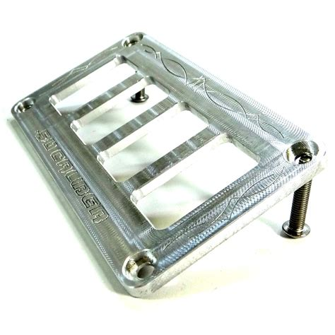 cnc billet universal dash switch panel mount  carling