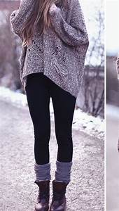 Cute comfy sweater outfit. Perfect for fall