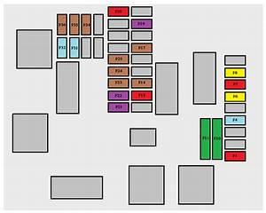 Toyota Proace Verso  From 2016  - Fuse Box Diagram