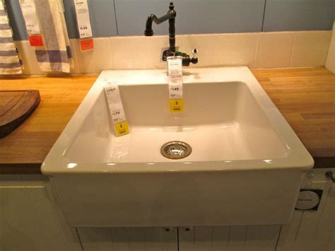 ikea kitchen sinks and faucets farm sink ikea its special characteristics and materials 7469