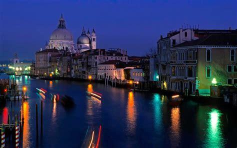 Venice After Midnight