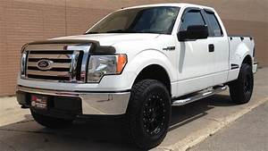 Lifted 2009 Ford F