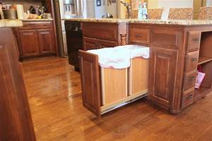 DIY Pull Out Trash And Recyling Bin Hometalk
