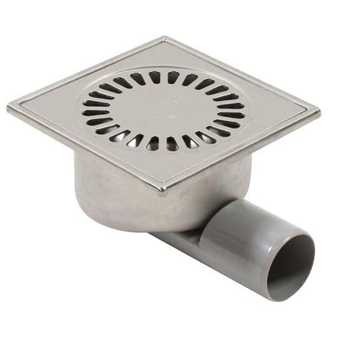 siphon inox cuisine siphon de sol inox diam 60 mm leroy merlin