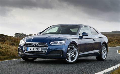 Audi A5 Coupé Review (2017on