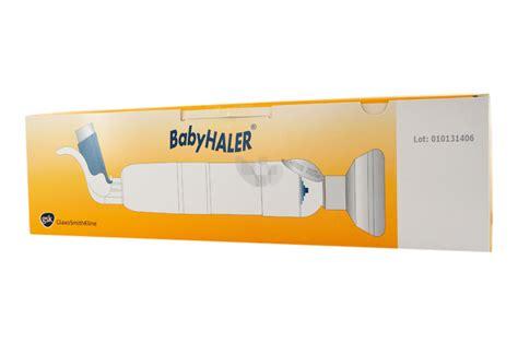 chambre inhalation babyhaler chambre d 39 inhalation nourrisson et enfant