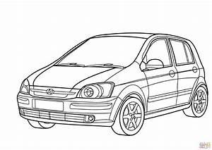 Ausmalbild hyundai getz ausmalbilder kostenlos zum for Hyundai getz