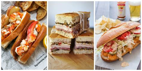 most popular sandwiches 14 of america s most popular sandwiches american sandwiches recipes