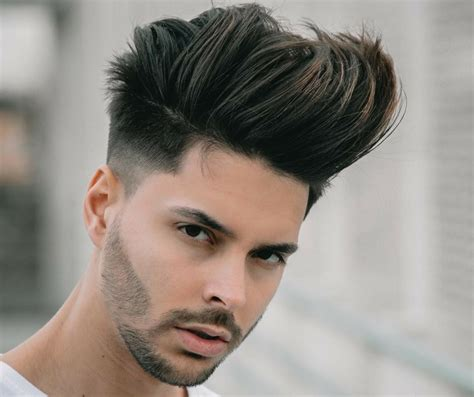 mens haircut trends  latest hairstyles  mens