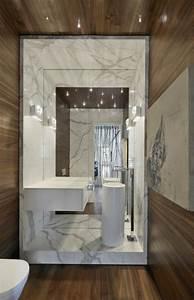 Modèle Salle De Bain : id e relooking cuisine modeles salles de bains en marbre ~ Voncanada.com Idées de Décoration