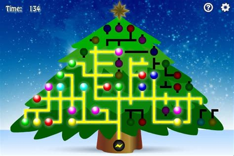 christmas tree light up game free download