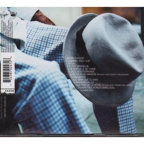 album chambre avec vue chambre avec vue de henri salvador cd chez grigo ref