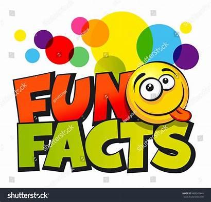 Fact Fun Clipart Interesting Clip Facts Vector