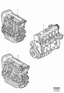 Volvo S80 Engine Complete  Engines  Without  Sensor