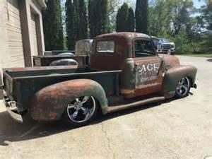 Hot Rod 50 Chevy Truck