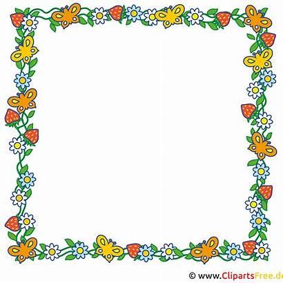 Rahmen Blumen Aus Clipart Ramme Blomster Gratis